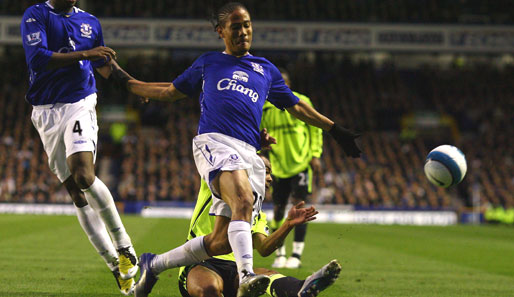 fußball, international, england, everton, pienaar