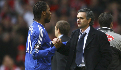 Drogba, Chelsea London, Mourinho, Milan, Galliani