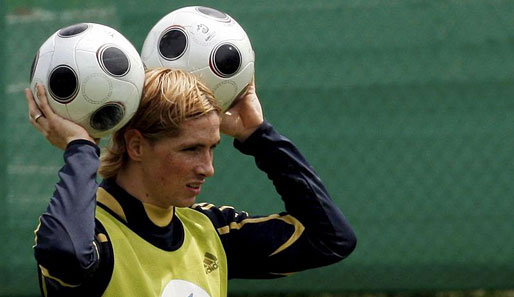 Fussball, International, England, Liverpool, Torres