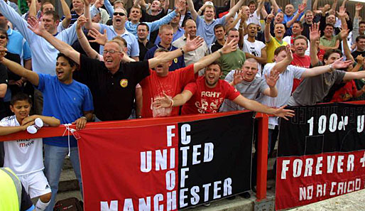 fußball, international, united of manchester