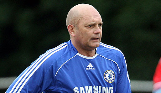 Premier League, Fussball, England, Chelsea, Ray Wilkins