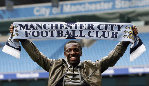 Shaun Wright-Phillips , Mancherster City