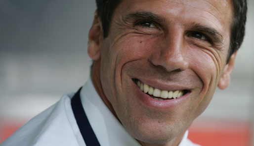 Fußball, Premier League, West Ham United, Hammers, Gianfranco Zola