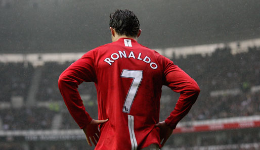 Fußball, Premier League, Christiano Ronaldo, Real Madrid, ManUtd
