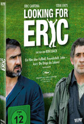 "Die DVD zu ""Looking for Eric"""