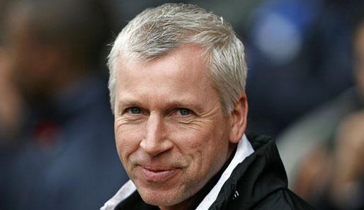 <b>Alan Pardew</b> unterschreibt bis 2016 in Newcastle - alan-pardew-514