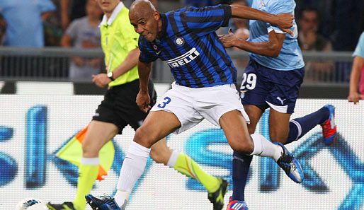 Maicon wechselt von Inter Mailand in die Premier League zu Manchester City