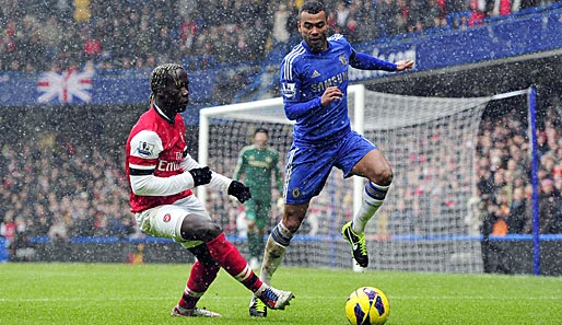 Ashley Cole wechselte 2006 vom FC Arsenal zum FC Chelsea