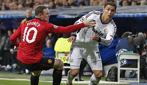 Trikottausch Ronaldo