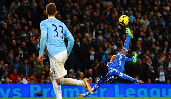 Manchester City Fc And Chelsea: Premier League, 24. Spieltag: ManCity
