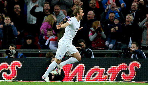 Harry Kane ist Englands neuer Shootingstar