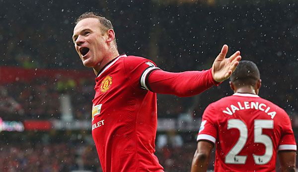 Wayne Rooney hat ambitionierte Ziele