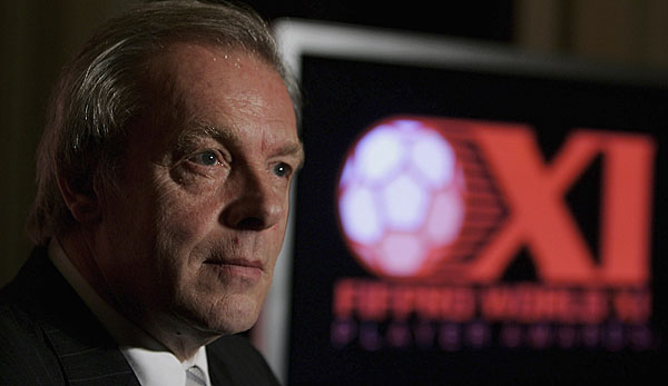 Gordon Taylor ist Chef der Professional Footballers' Association