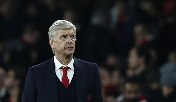 Arsene Wenger schloss Transfers am Deadline Day aus