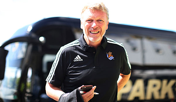 David Moyes scheiterte bei den Red Devils