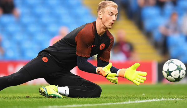Joe Hart in die Serie A?
