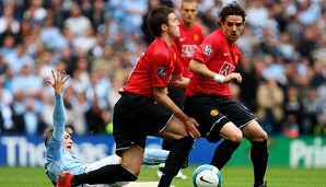 Owen Hargreaves lobt Michael Carrick