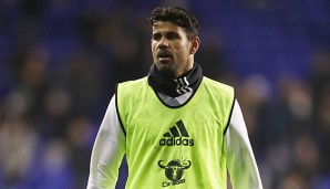 Diego Costa traf in 19 Premier League-Spielen 19-mal
