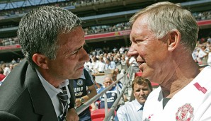 Sir ALex sieht Mourinhos Start bei United positiv