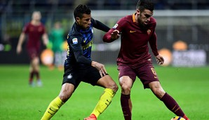 Kevin Strootman vom AS Rom
