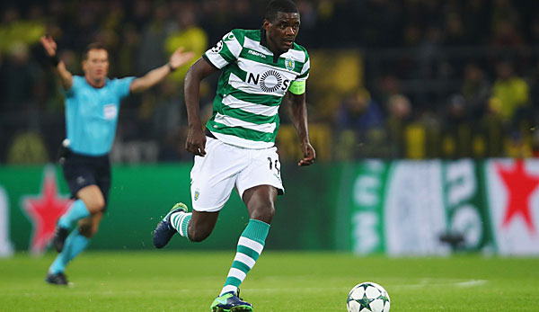 William Carvalho könnte Yaya Toure bei Manchester City beerben