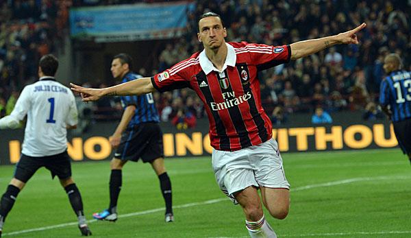 Ibrahimovic verlässt Manchester United