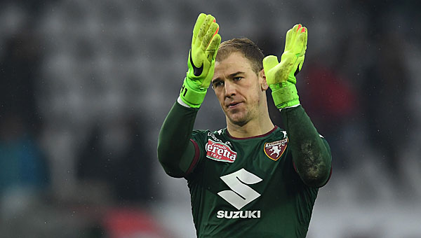 Joe Hart heuert bei West Ham United an