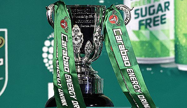 Ligapokal England Live