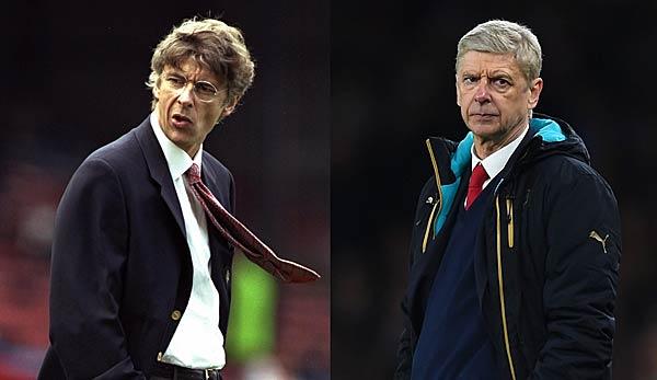 Arsenal schlug Crystal Palace, Wenger gleichauf mit Ferguson