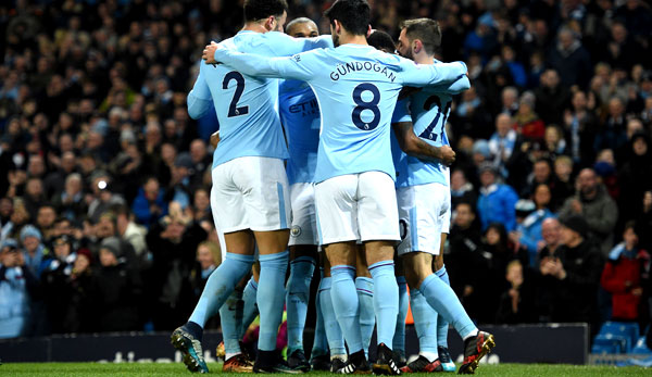 Newcastle Gegen Man City