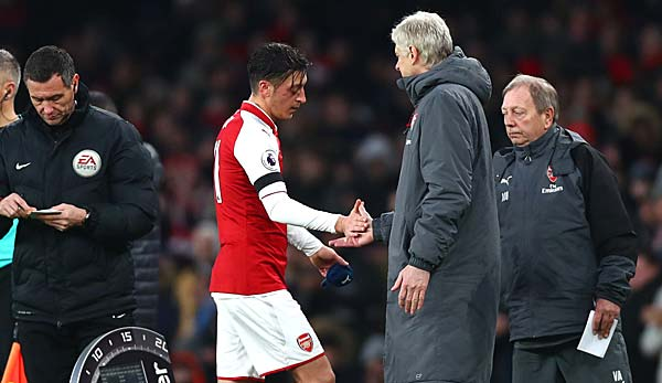 "Wenger: ""Özil war für uns die billigste Option."""