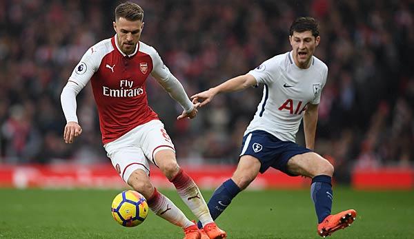 Tottenham Gegen Arsenal
