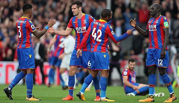 Crystal Palace Gegen Chelsea