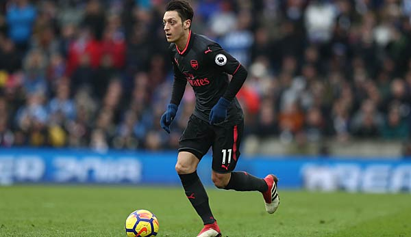 Mesut Özil hat den Premier-League-Assist-Rekord-gebrochen