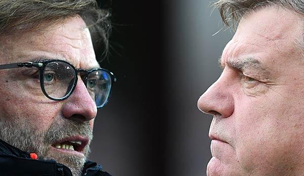 Klopp und Liverpool im Merseyside-Derby torlos