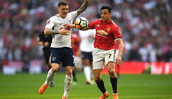 Manchester United erster FA-Cup-Finalist