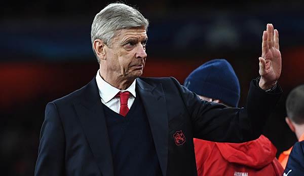 Trainer Wenger verlässt Arsenal nach fast 22 Jahren
