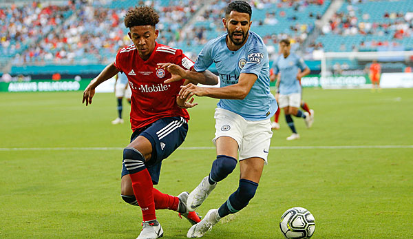 Manchester City Neuzugänge
