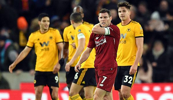 Liverpool Gegen Wolverhampton