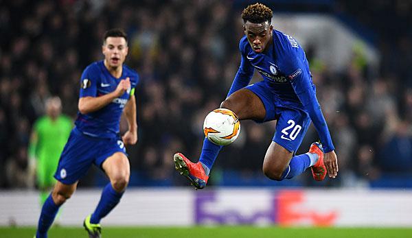 Wegen Hudson-Odoi: Chelsea-Coach Sarri will Flügelspieler verkaufen