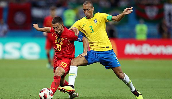 Belgiens Eden Hazard über Viertelfinal-Sieg gegen Brasilien bei der WM 2018: Mein bestes Spiel