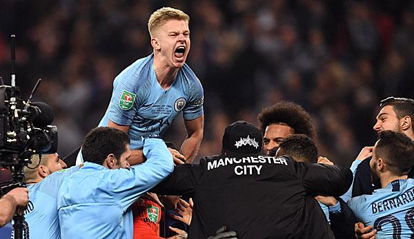 Oleksandr Zinchenko bei Manchester City: Wie Kevin de Bruyne, nur schöner