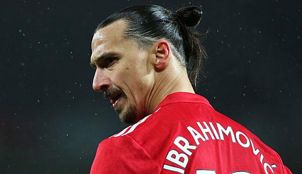 Zlatan Ibrahimovic Mit Rundumschlag Gegen Manchester Uniteds Class