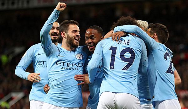 Manchester City bricht eigenen Torrekord