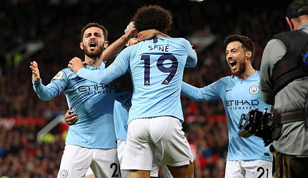 Premier League: Manchester City verdrängt Liverpool von der Tabellenspitze