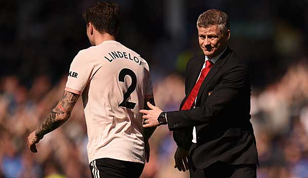 Solskjaer mit Manchester United in der Krise: Heftige Auseinandersetzung nach Everton-Klatsche?