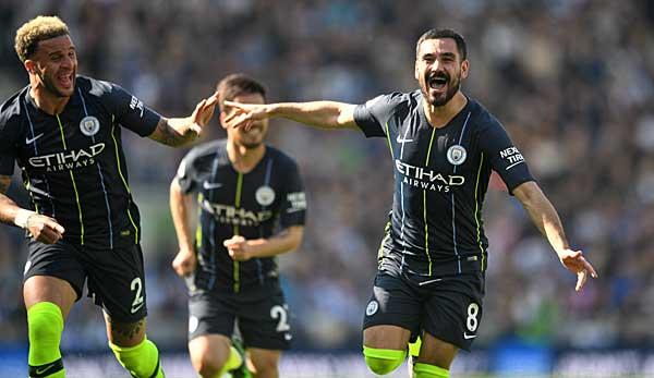 Manchester City: Ilkay Gündogans kündigt intensive Gespräche über Vertrag an