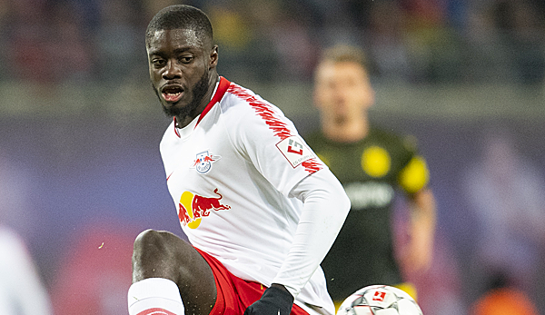 Der FC Arsenal hat wohl Interesse an RB Leipzigs Dayot Upamecano.