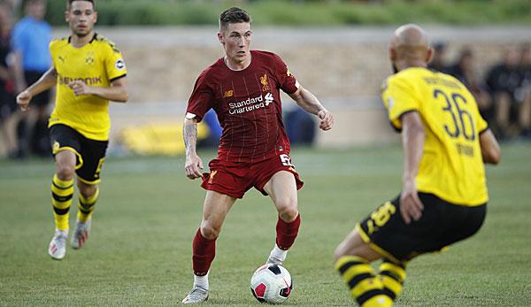 Liverpool-Talent Harry Wilson: 125.000 Pfund Wettgewinn für den Opa - jetzt Bundesliga-Wechsel?