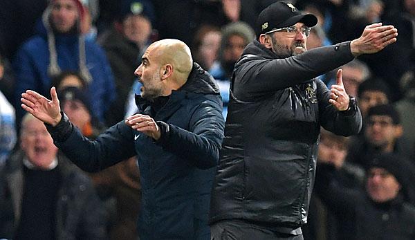 Premier-League-Spielplan: Pep Guardiola sieht FC Liverpool bevorteilt - Jürgen Klopp reagiert